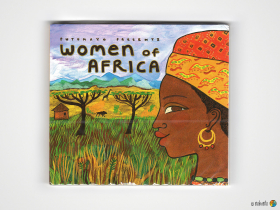 CD WOMEN OF AFRICA
