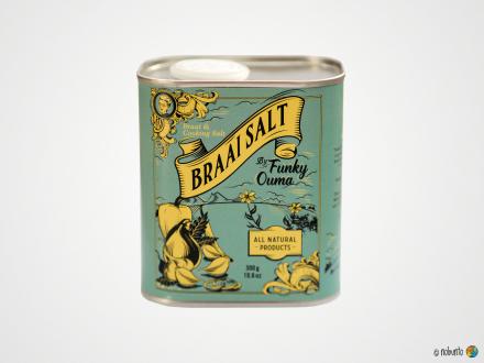 BRAAI SALT Grill Gewürzsalz (300 g)