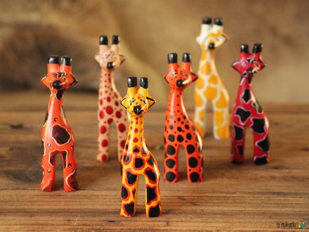 Giraffe RAFFI 8 cm