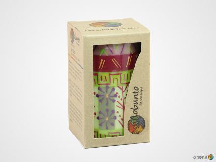 KILEO Geschenkbox 1 x Stumpenkerze