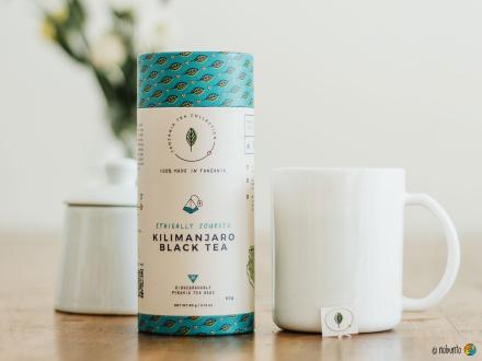 Tanzania Tea Collection KILIMANJARO BLACK TEA (60 g)
