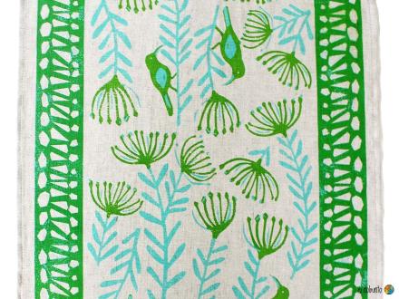 Tischläufer PINCUSHION TRELLIS grün