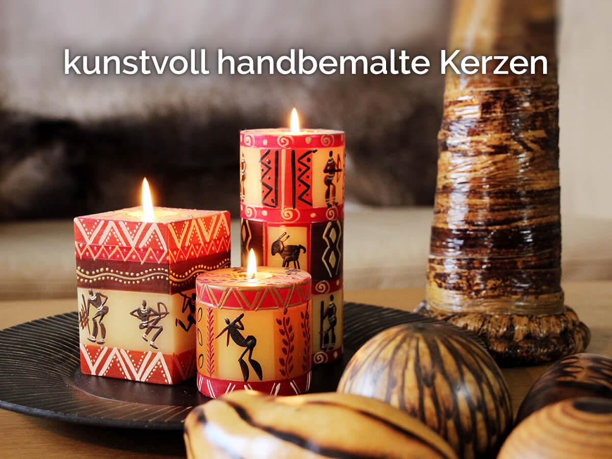 lila Superpreis Kugelkerze Kerze Metallic Finish 17 Std Brenndauer ca 7cm